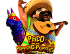 игровые автоматы Paco and Popping Peppers